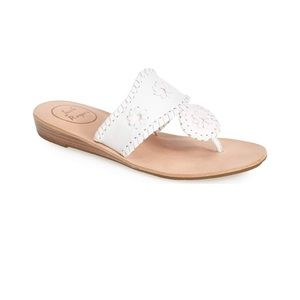 Jack Rogers wedge sandal size 6